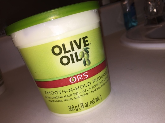 """Olive Oil """"Smooth & Hold Pudding"""""""