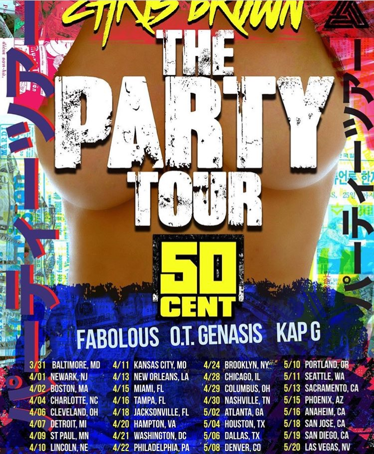 The Tea Party Tour  Setlist